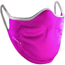UYN Community Plus Mask, pink/pearl grey